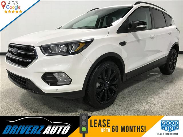 2018 Ford Escape Titanium (Stk: P11931) in Calgary - Image 1 of 18