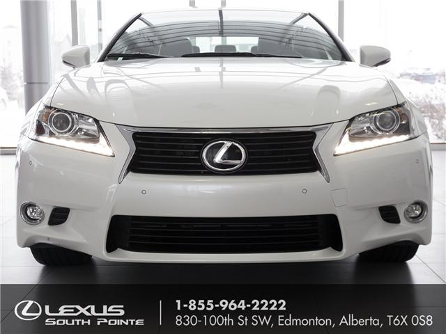 2015 Lexus GS 350 Base (Stk: LUB5972) in Edmonton - Image 2 of 22