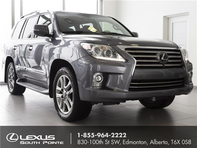 2015 Lexus LX 570 Base (Stk: L900307A) in Edmonton - Image 1 of 24