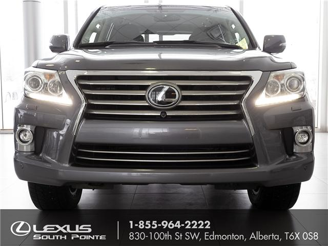 2015 Lexus LX 570 Base (Stk: L900307A) in Edmonton - Image 2 of 24