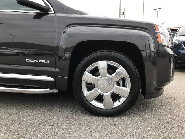 2015 gmc terrain denali navigation moonroof heated seats leather at 27285 for sale in. Black Bedroom Furniture Sets. Home Design Ideas