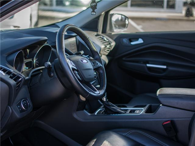 2017 Ford Escape Titanium (Stk: 8M002A) in Chilliwack - Image 6 of 21