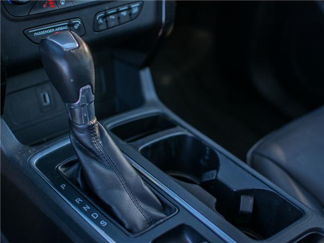 2017 Ford Escape Titanium (Stk: 8M002A) in Chilliwack - Image 11 of 21
