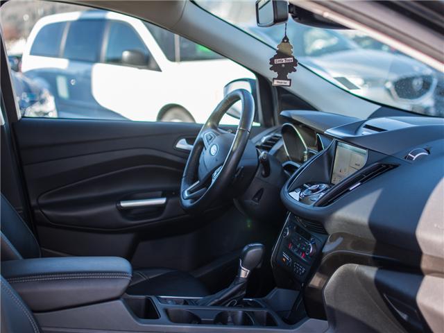 2017 Ford Escape Titanium (Stk: 8M002A) in Chilliwack - Image 14 of 21