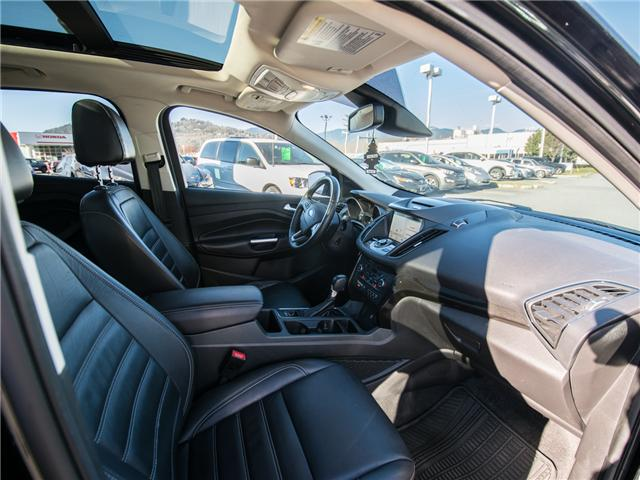 2017 Ford Escape Titanium (Stk: 8M002A) in Chilliwack - Image 16 of 21