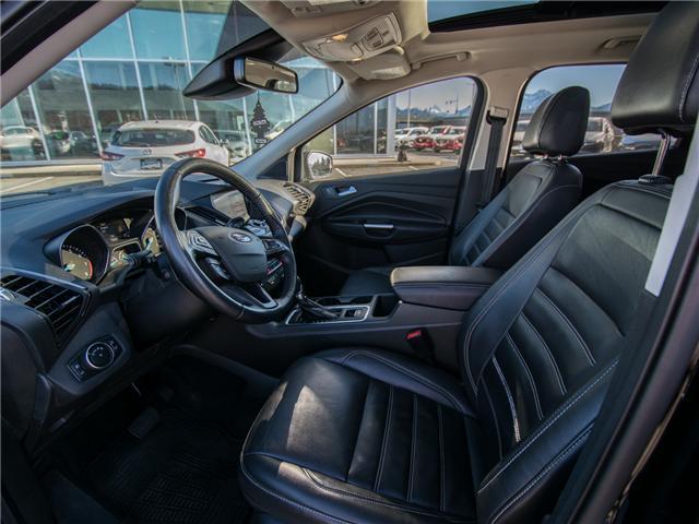 2017 Ford Escape Titanium (Stk: 8M002A) in Chilliwack - Image 17 of 21