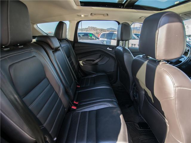 2017 Ford Escape Titanium (Stk: 8M002A) in Chilliwack - Image 20 of 21