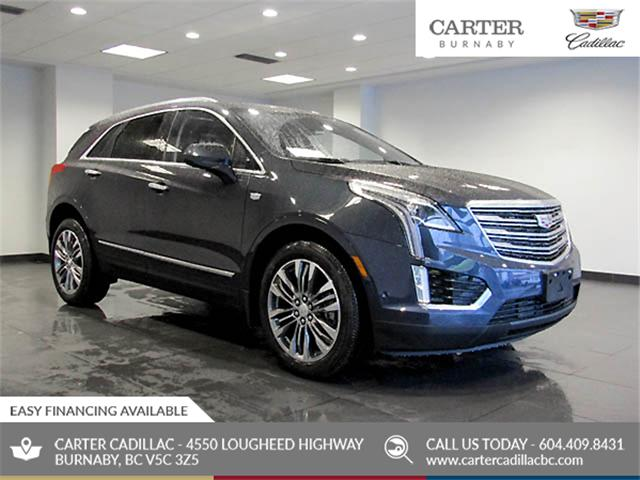 2019 Cadillac XT5 Premium Luxury (Stk: C9-08580) in Burnaby - Image 1 of 24