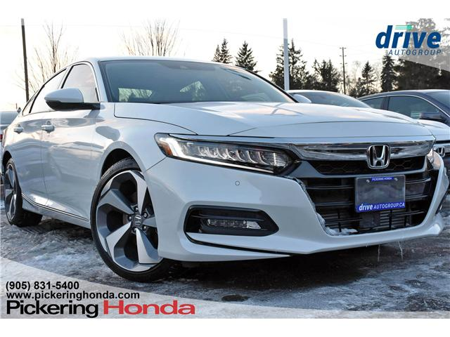 2018 Honda Accord Touring (Stk: P4613) in Pickering - Image 1 of 26