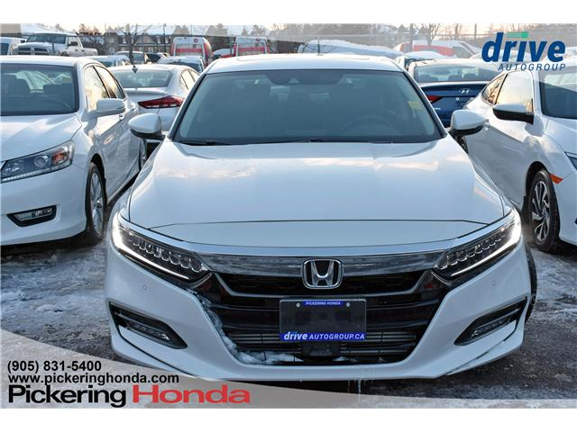 2018 Honda Accord Touring (Stk: P4613) in Pickering - Image 3 of 26