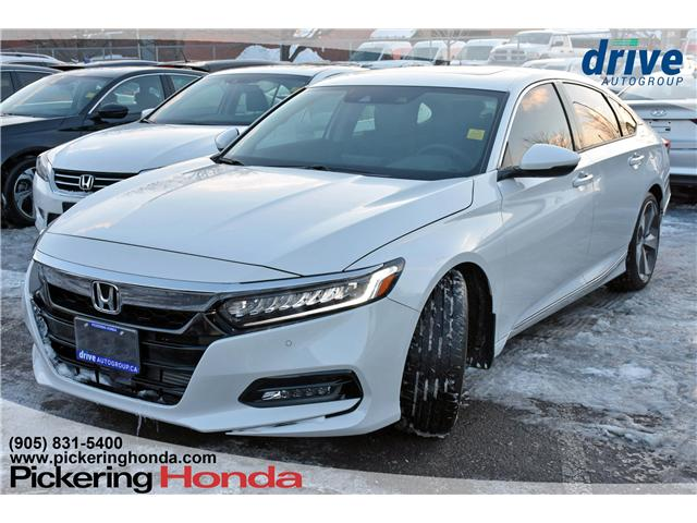 2018 Honda Accord Touring (Stk: P4613) in Pickering - Image 4 of 26