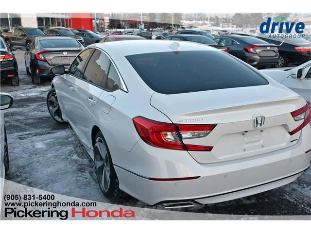 2018 Honda Accord Touring (Stk: P4613) in Pickering - Image 5 of 26