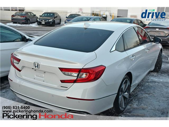 2018 Honda Accord Touring (Stk: P4613) in Pickering - Image 7 of 26