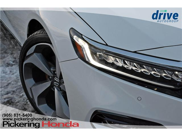 2018 Honda Accord Touring (Stk: P4613) in Pickering - Image 9 of 26