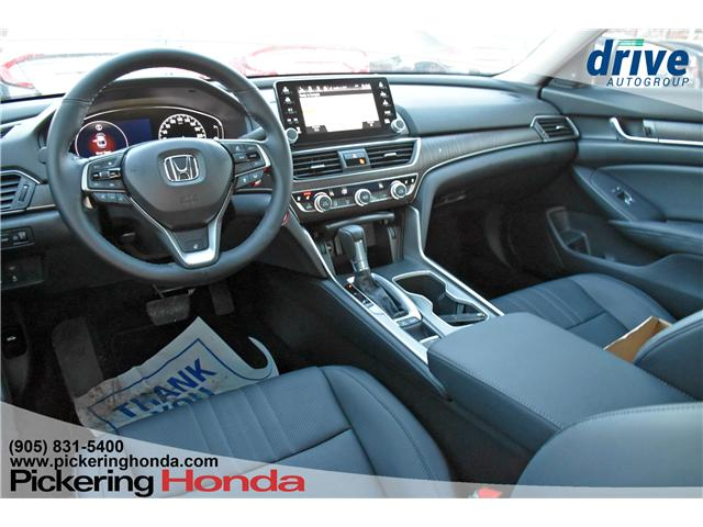 2018 Honda Accord Touring (Stk: P4613) in Pickering - Image 2 of 26