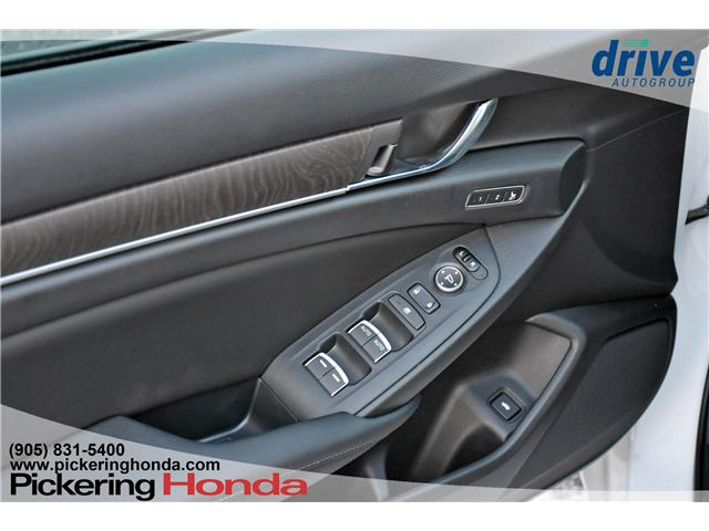 2018 Honda Accord Touring (Stk: P4613) in Pickering - Image 15 of 26
