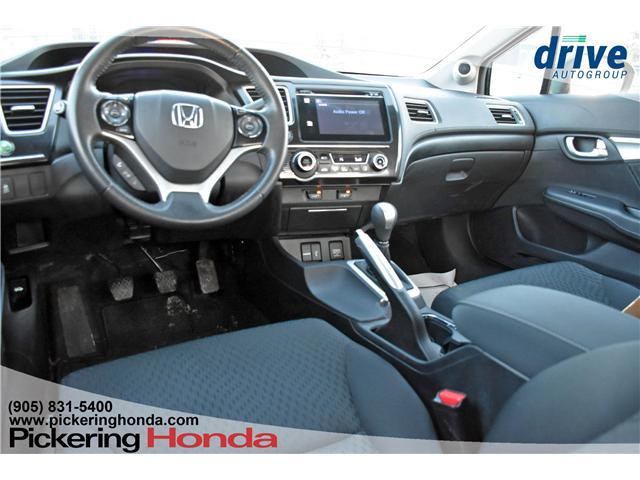 2015 Honda Civic EX (Stk: P4644) in Pickering - Image 2 of 24
