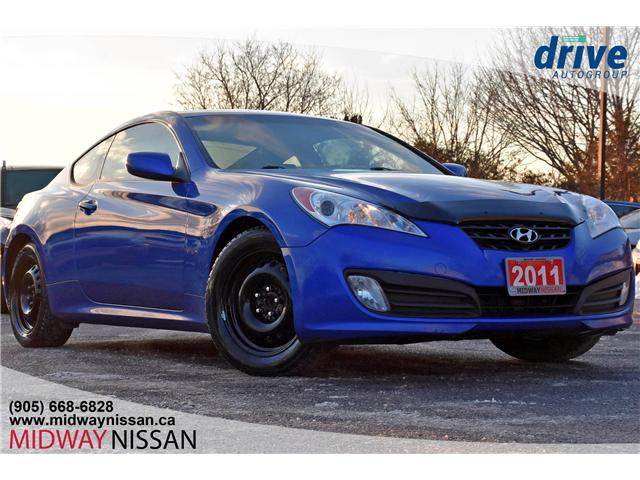 2011 Hyundai Genesis Coupe 2.0T (Stk: KM422555A) in Whitby - Image 1 of 24
