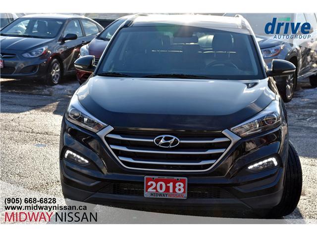 2018 Hyundai Tucson SE 2.0L (Stk: U1583R) in Whitby - Image 3 of 28