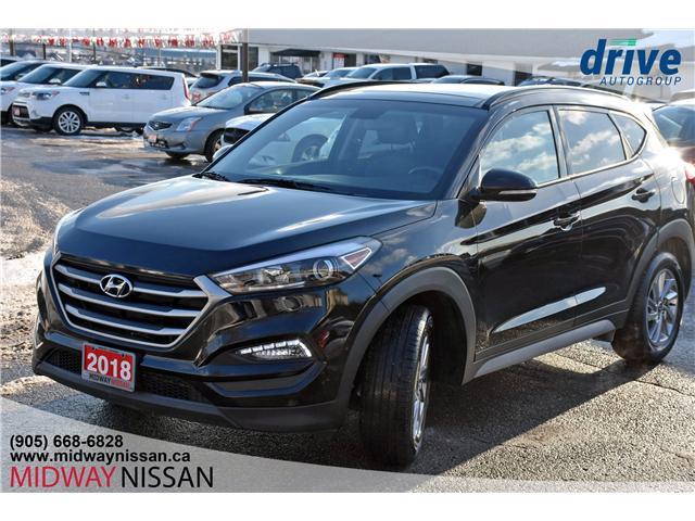 2018 Hyundai Tucson SE 2.0L (Stk: U1583R) in Whitby - Image 4 of 28