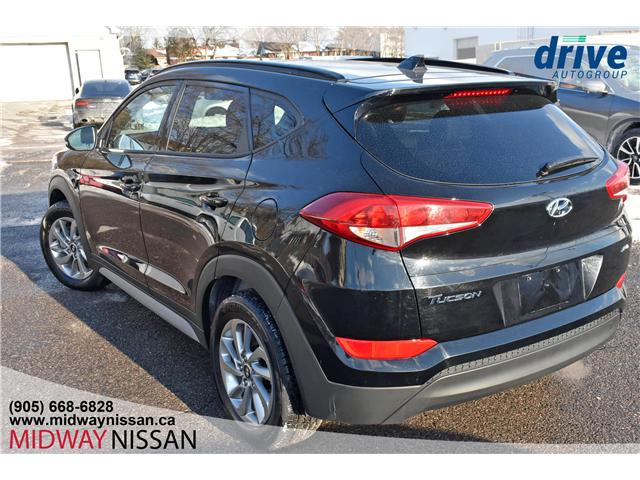 2018 Hyundai Tucson SE 2.0L (Stk: U1583R) in Whitby - Image 5 of 28
