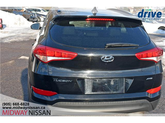 2018 Hyundai Tucson SE 2.0L (Stk: U1583R) in Whitby - Image 6 of 28