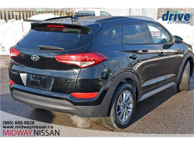 2018 Hyundai Tucson SE 2.0L (Stk: U1583R) in Whitby - Image 7 of 28