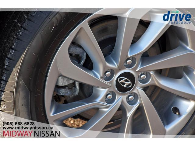 2018 Hyundai Tucson SE 2.0L (Stk: U1583R) in Whitby - Image 8 of 28