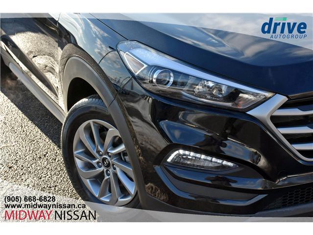 2018 Hyundai Tucson SE 2.0L (Stk: U1583R) in Whitby - Image 10 of 28