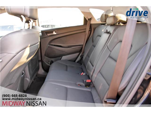 2018 Hyundai Tucson SE 2.0L (Stk: U1583R) in Whitby - Image 11 of 28