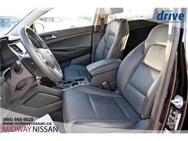2018 Hyundai Tucson SE 2.0L (Stk: U1583R) in Whitby - Image 12 of 28