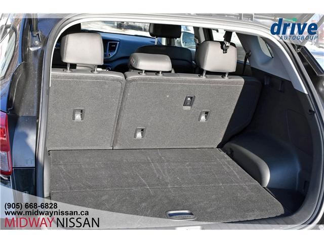 2018 Hyundai Tucson SE 2.0L (Stk: U1583R) in Whitby - Image 14 of 28