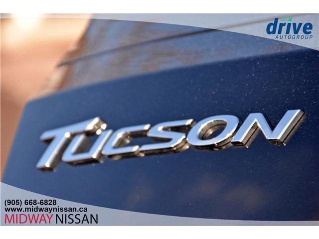 2018 Hyundai Tucson SE 2.0L (Stk: U1583R) in Whitby - Image 15 of 28