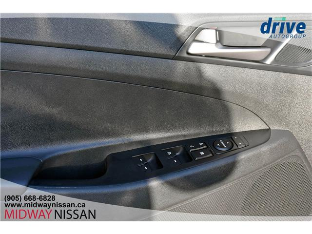 2018 Hyundai Tucson SE 2.0L (Stk: U1583R) in Whitby - Image 17 of 28