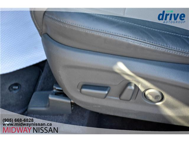 2018 Hyundai Tucson SE 2.0L (Stk: U1583R) in Whitby - Image 18 of 28