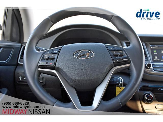 2018 Hyundai Tucson SE 2.0L (Stk: U1583R) in Whitby - Image 20 of 28