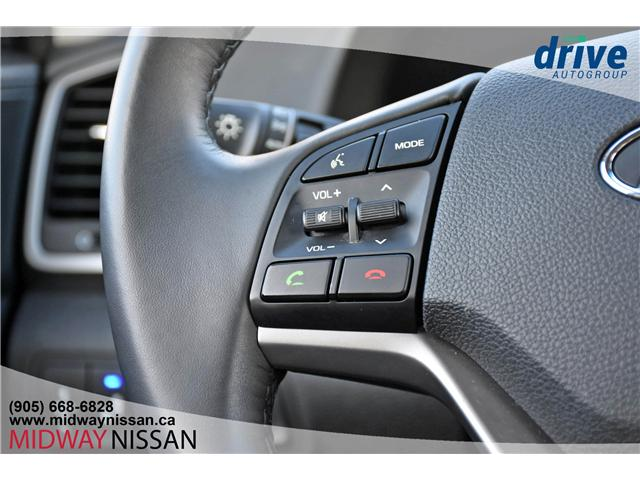 2018 Hyundai Tucson SE 2.0L (Stk: U1583R) in Whitby - Image 21 of 28