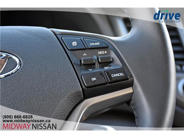 2018 Hyundai Tucson SE 2.0L (Stk: U1583R) in Whitby - Image 22 of 28