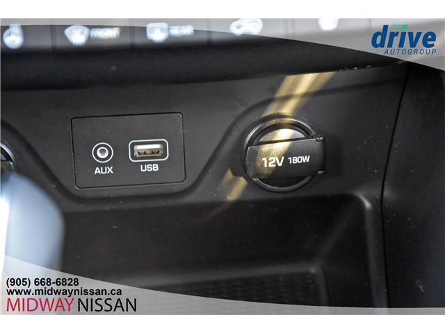 2018 Hyundai Tucson SE 2.0L (Stk: U1583R) in Whitby - Image 27 of 28