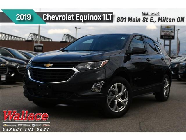 2019 Chevrolet Equinox LT (Stk: 156296) in Milton - Image 1 of 9