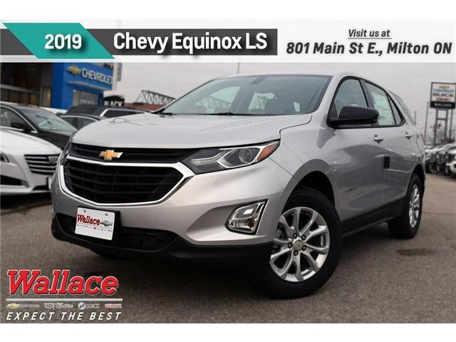 2019 Chevrolet Equinox LS (Stk: 181637) in Milton - Image 1 of 9