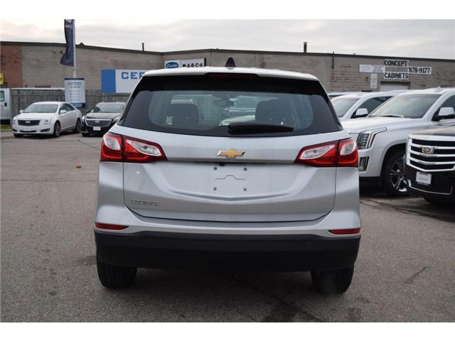 2019 Chevrolet Equinox LS (Stk: 181637) in Milton - Image 2 of 9