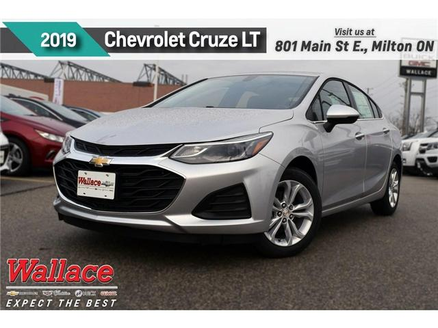 2019 Chevrolet Cruze LT (Stk: 129370) in Milton - Image 1 of 9