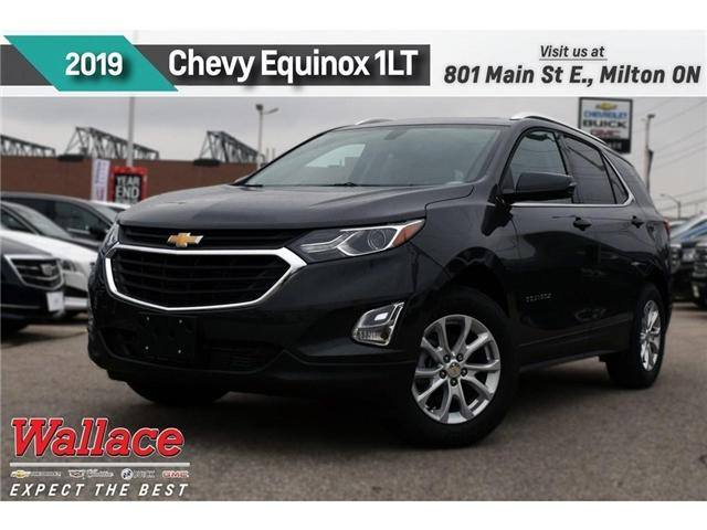 2019 Chevrolet Equinox LT (Stk: 198325) in Milton - Image 1 of 9