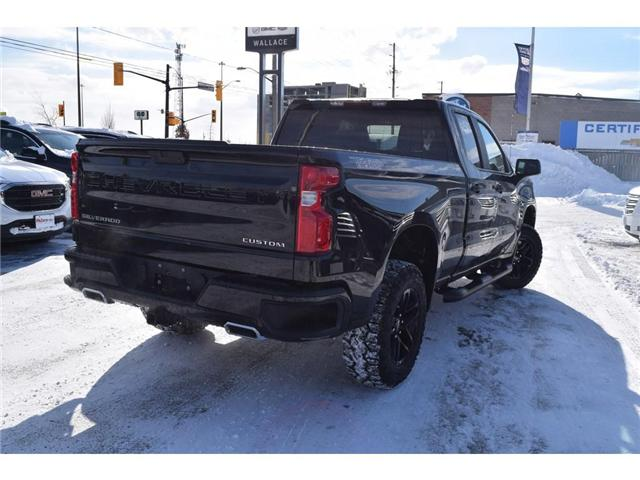 2019 Chevrolet Silverado 1500 Silverado Custom Trail Boss (Stk: 193158) in Milton - Image 2 of 9