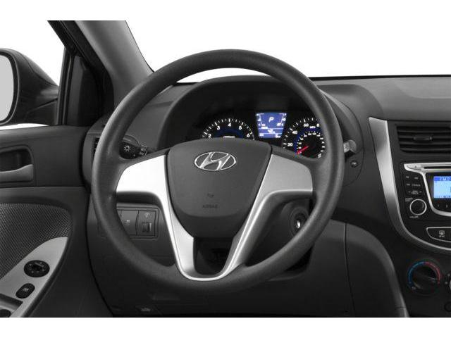 2014 Hyundai Accent GL (Stk: 15855A) in Thunder Bay - Image 4 of 9