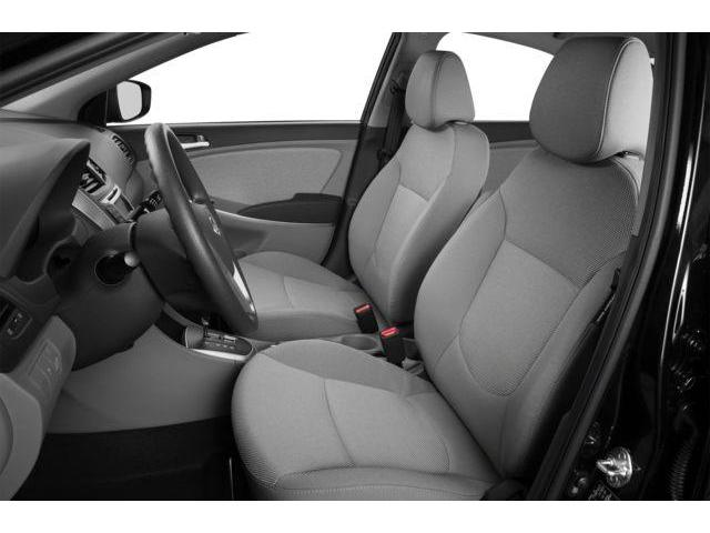 2014 Hyundai Accent GL (Stk: 15855A) in Thunder Bay - Image 6 of 9