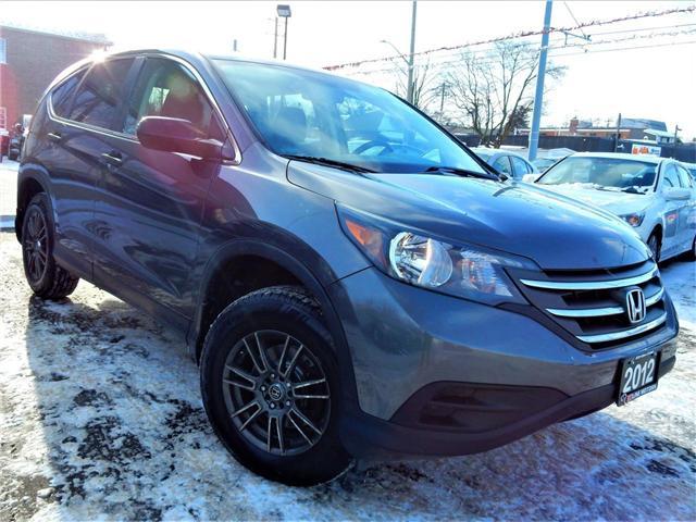 2012 Honda CR-V LX (Stk: 2HKRM4) in Kitchener - Image 1 of 21