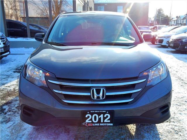 2012 Honda CR-V LX (Stk: 2HKRM4) in Kitchener - Image 2 of 21
