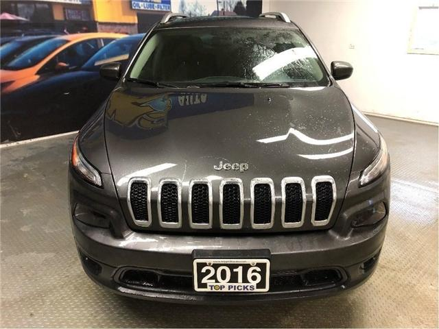 2016 Jeep Cherokee North (Stk: 116703) in NORTH BAY - Image 2 of 27